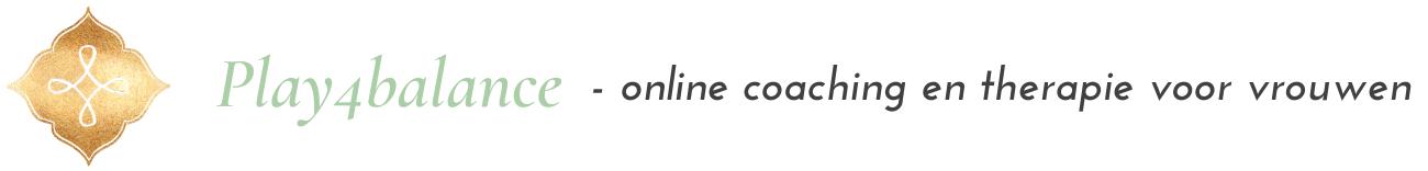 Play4Balance | Online coaching en therapie voor vrouwen